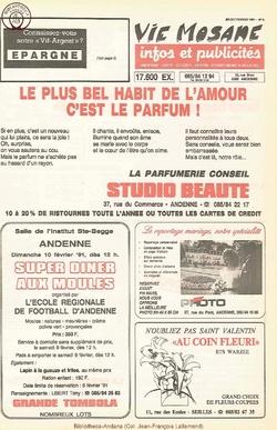 45e année - n°6 - 7 fevrier 1991
