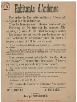 Affiche 1914-08-21