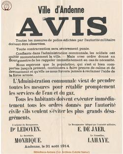 Affiche 1914-08-31