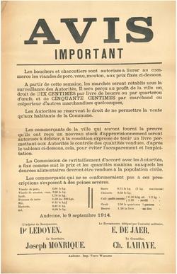 Affiche 1914-09-09