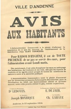 Affiche 1914-09-12