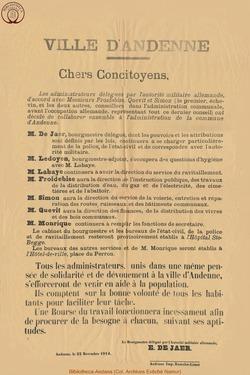 Affiche 1914-11-23