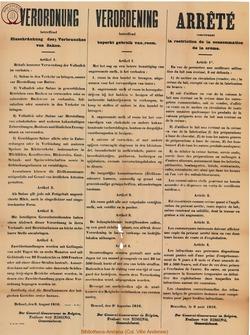 Affiche 1916-08-09