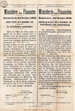 Affiche 1918-10-24