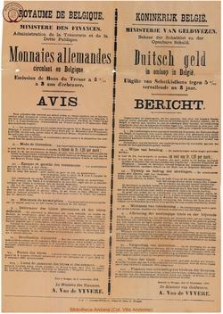 Affiche 1918-11-11