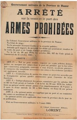 Affiche 1919-03-05