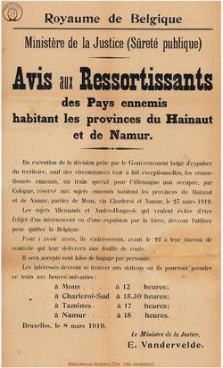 Affiche 1919-03-08