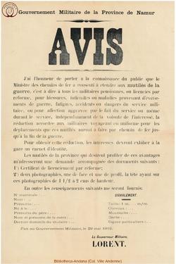 Affiche 1919-05-29