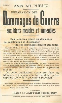 Affiche 1919-06-07