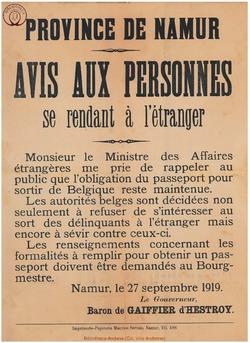 Affiche 1919-09-27