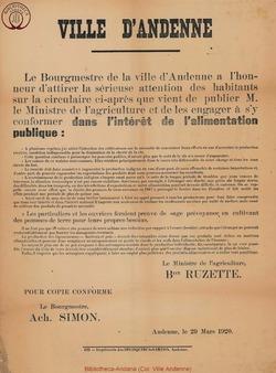 Affiche 1920-03-29