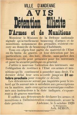 Affiche 1920-10-05