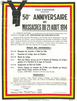 Affiche 1964-08-21