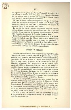 Histoire du Corps des Pompiers au XIXe siècle