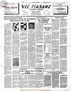 33e annee - n1 - 6 janvier 1978