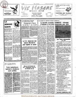 33e annee - n12 - 24 mars 1978