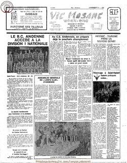 33e annee - n18 - 5 mai 1978