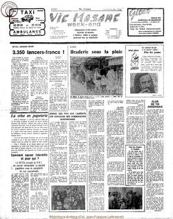 33e annee - n26 - 30 juin 1978