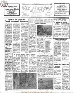 33e annee - n27 - 7 juillet 1978
