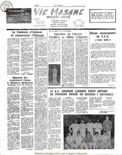 33e annee - n28 - 11 aout 1978
