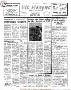 33e annee - n29 - 18 aout 1978