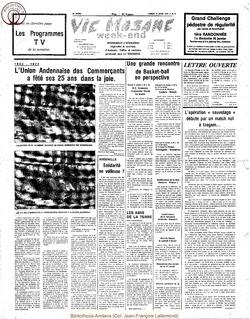 33e annee - n3 - 20 janvier 1978
