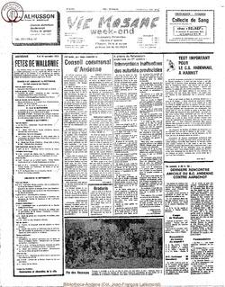 33e annee - n32 - 8 septembre 1978