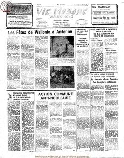 33e annee - n33 - 15 septembre 1978
