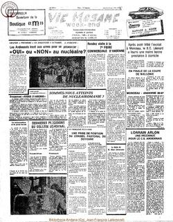 33e annee - n35 - 29 septembre 1978