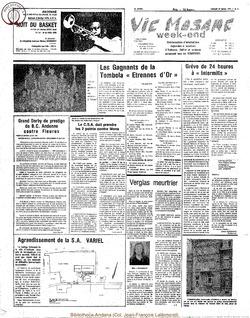 33e annee - n4 - 27 janvier 1978