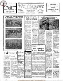 33e annee - n6 - 10 fevrier 1978
