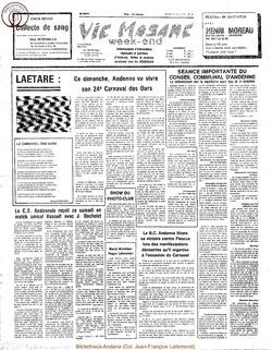 33e annee - n9 - 3 mars 1978