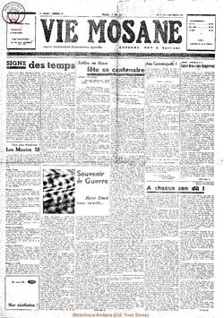 3e annee - n101 - 24 septembre 1948