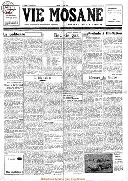 3e annee - n103 - 8 octobre 1948