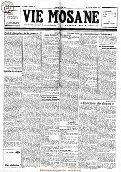 3e annee - n105 - 22 octobre 1948
