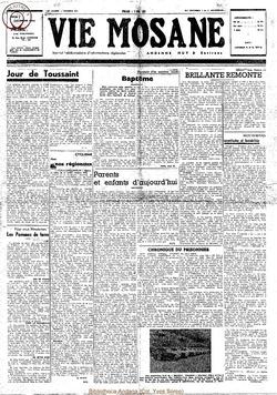 3e annee - n107 - 5 novembre 1948