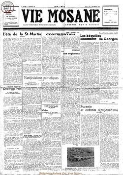 3e annee - n108 - 12 novembre 1948