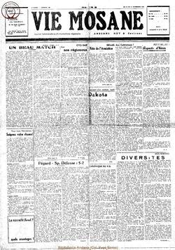 3e annee - n109 - 19 novembre 1948