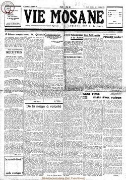 3e annee - n110 - 26 novembre 1948