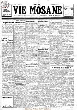 3e annee - n112 - 10 decembre 1948