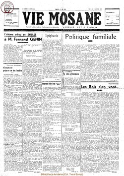 3e annee - n65 - 9 janvier 1948