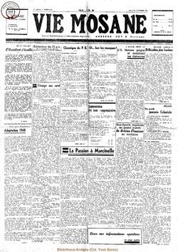 3e annee - n69 - 6 fevrier 1948