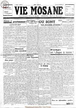 3e annee - n70 - 13 fevrier 1948
