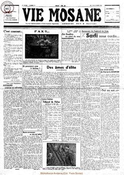 3e annee - n74 - 12 mars 1948