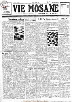 3e annee - n84 - 21 mai 1948