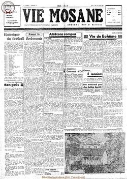 3e annee - n87 - 11 juin 1948