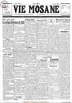 3e annee - n88 - 18 juin 1948