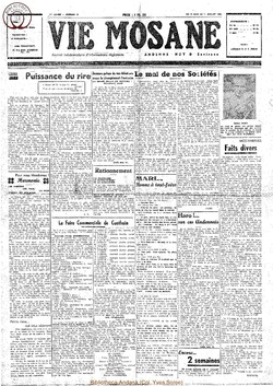 3e annee - n89 - 25 juin 1948