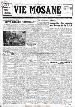 3e annee - n91 - 8 juillet 1948