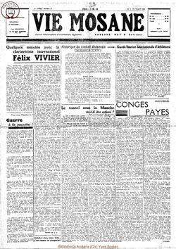 3e annee - n95 - 12 août 1948